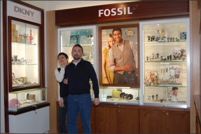 Fossil-Shop