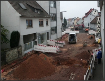 Baustelle 2014