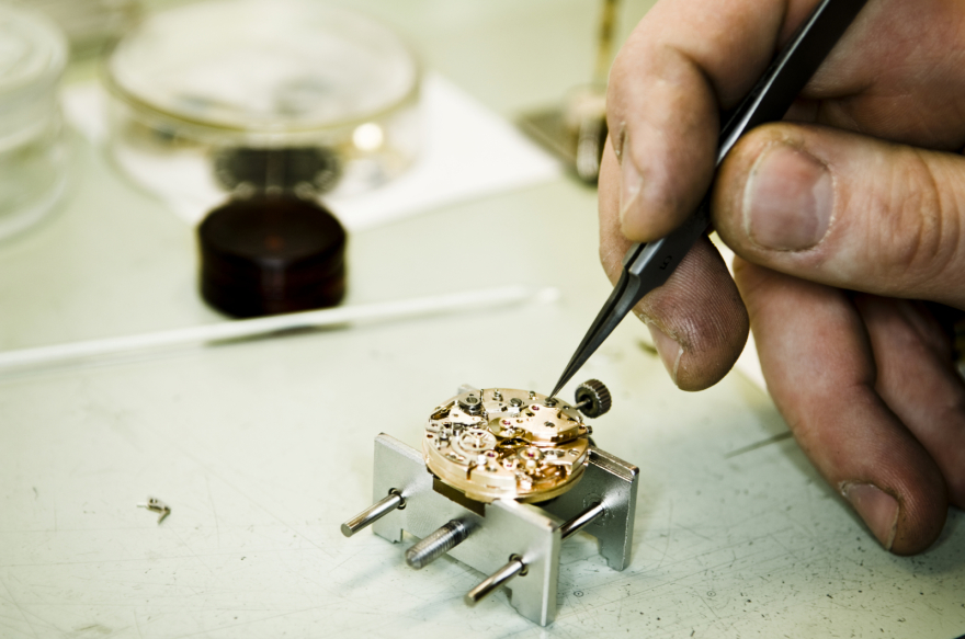 Uhren-Reparaturen